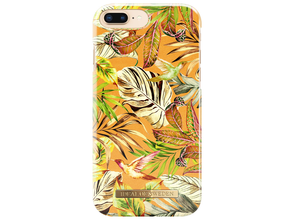 iDeal of Sweden Case Mango Jungle - iPhone 8+/7+/6+ hoesje