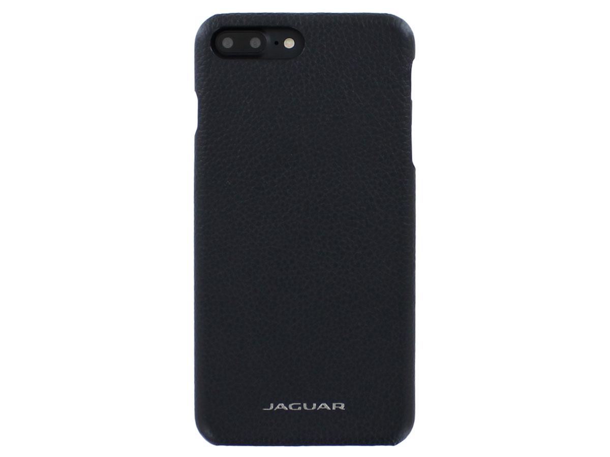 Jaguar Collection Leather Case - iPhone 8+/7+ hoesje