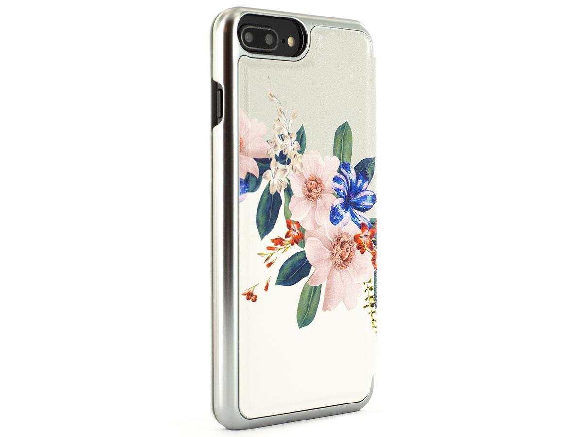 Ted Baker EMILEI Mirror Folio Case - iPhone 8+/7+/6+ Hoesje