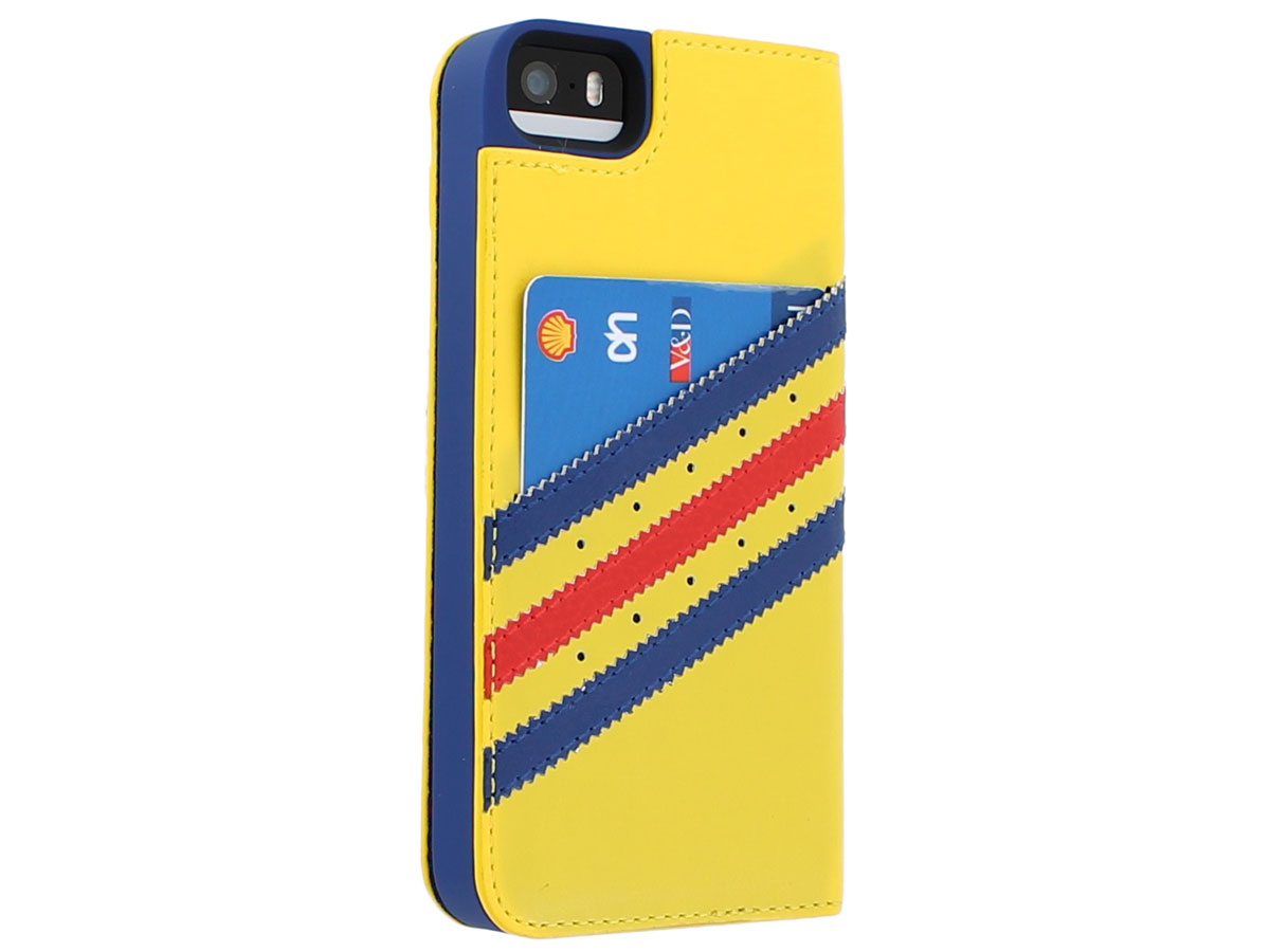 adidas Booklet Case Colombia - iPhone SE/5s/5 hoesje