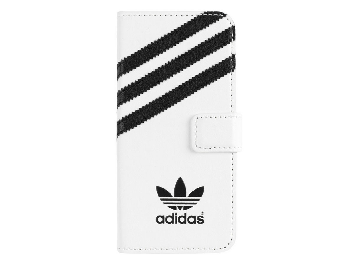 adidas Booklet Case Wit - iPhone SE/5s/5 Hoesje