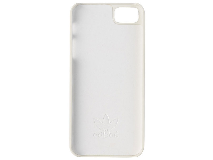 adidas White Moulded Case - iPhone SE / 5s / 5 hoesje