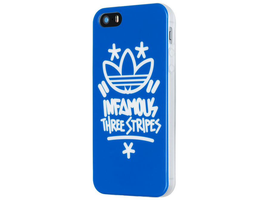 adidas Infamous TPU Case - iPhone SE / 5s / 5 hoesje