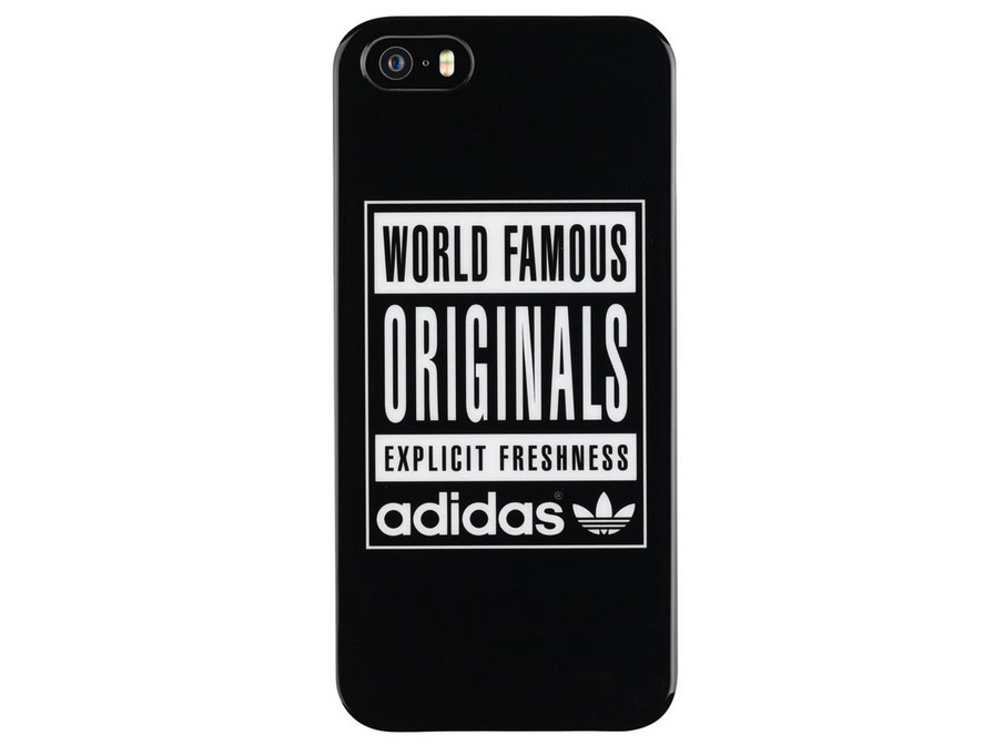 adidas World Famous TPU Case - iPhone SE/5s/5 hoesje