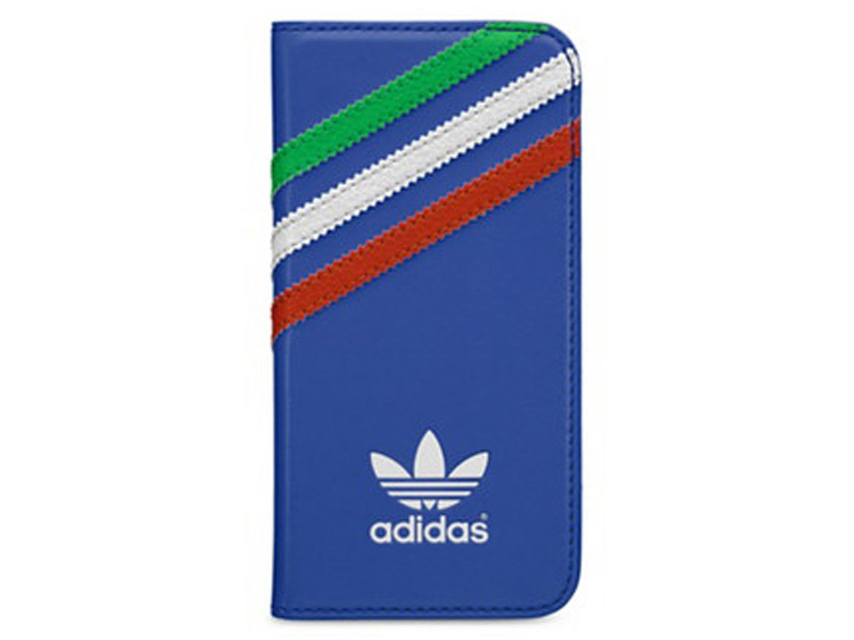 adidas Booklet Case Italië - iPhone SE/5s/5 hoesje