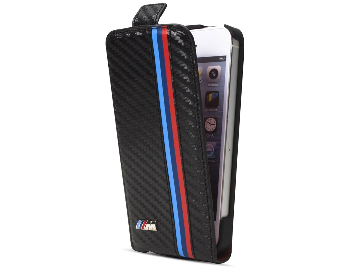 BMW M Edition Flipcase - iPhone SE/5s/5 hoesje