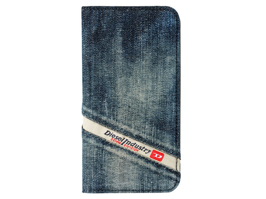 Diesel Denim Book Case - iPhone SE / 5s / 5 hoesje