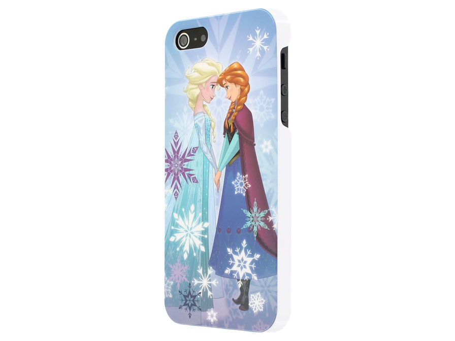 Disney Frozen Case - iPhone 5 / 5s / SE hoesje Blauw