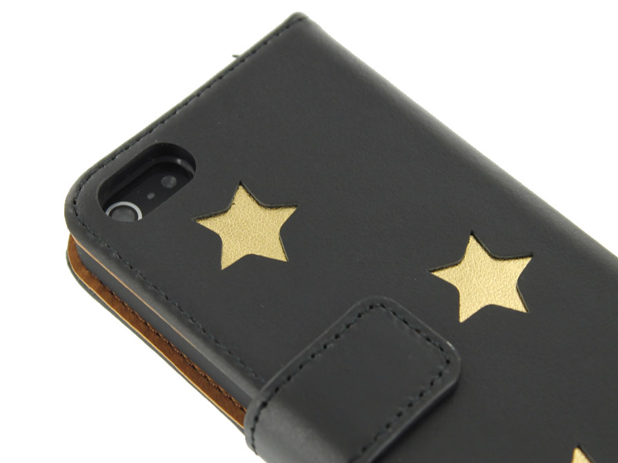 Fab. Star Bookcase - iPhone SE / 5s / 5 hoesje