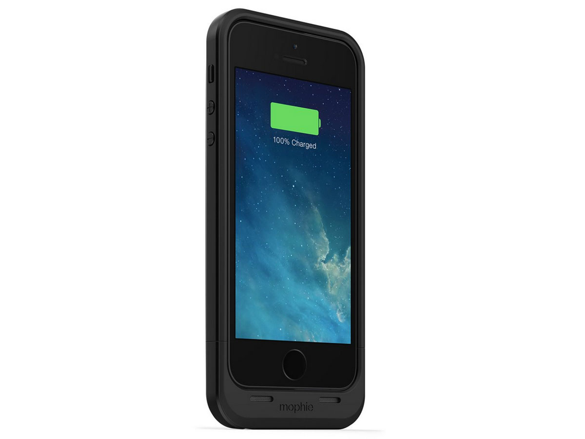Mophie Juice Pack Air Zwart - iPhone SE/5s/5 Power Case