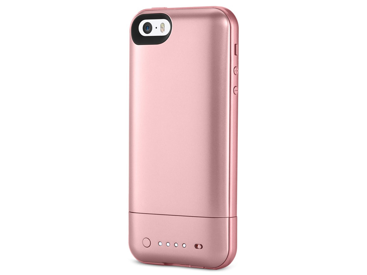 Mophie Juice Pack Air Rose - iPhone SE/5s/5 Power Case