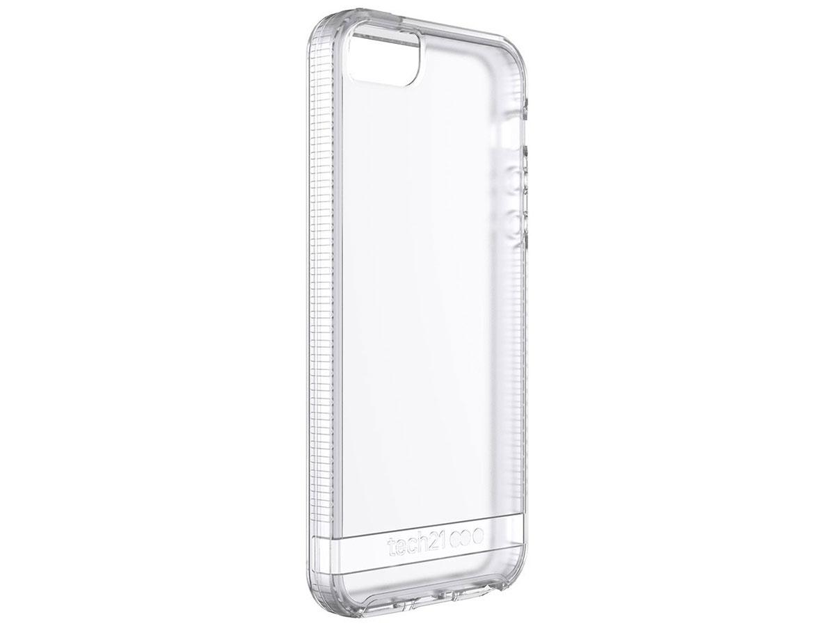 Tech21 Impact Clear BulletShield Case - iPhone SE/5s/5 hoesje