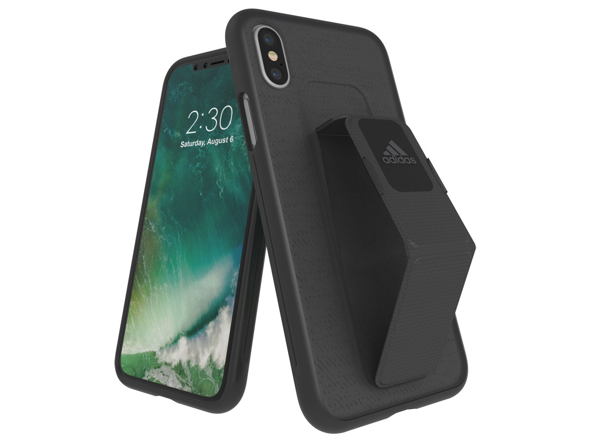 Adidas Sport Grip Case - iPhone X/Xs hoesje