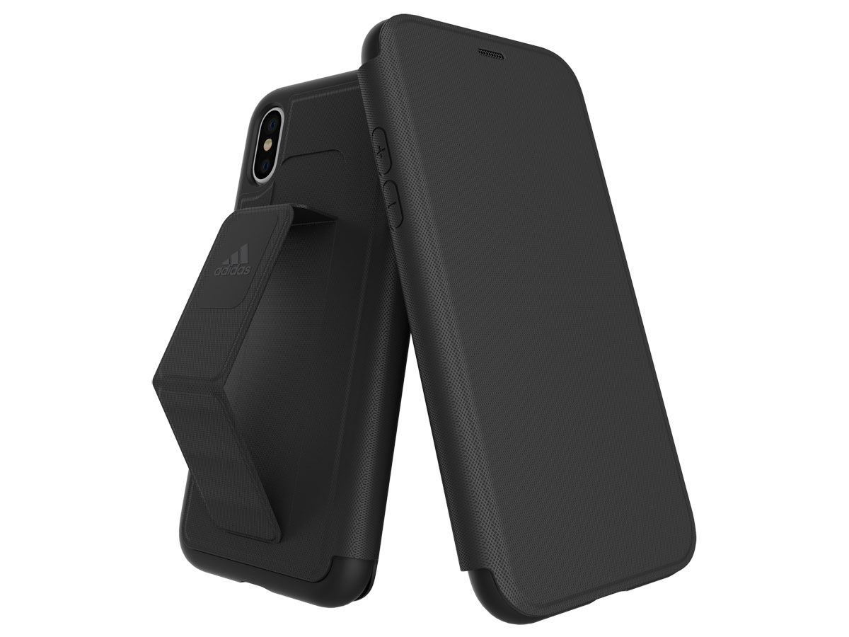Adidas Sport Grip Folio Case - iPhone X/Xs hoesje