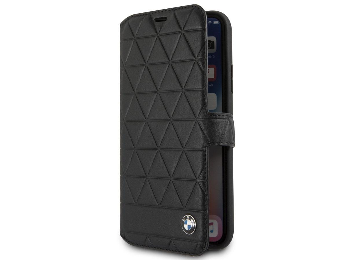 5a66c508f19 BMW Hexagon Bookcase - Leren iPhone X/Xs hoesje ...