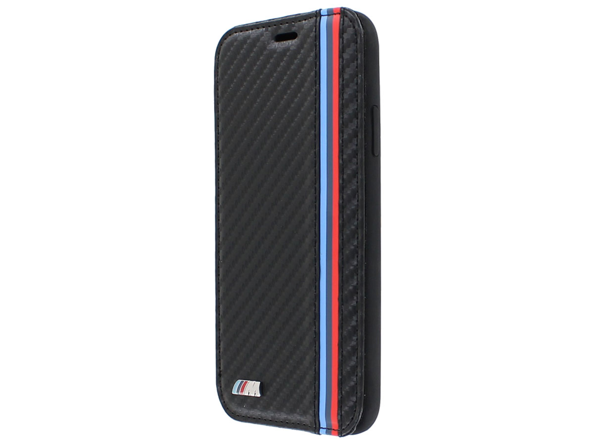 BMW M Stripes Bookcase - iPhone X hoesje