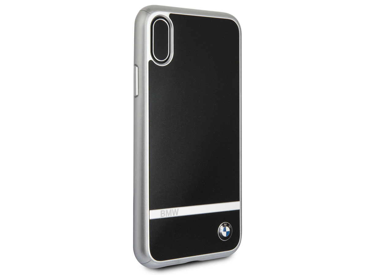 BMW Metalic Aluminium Case - iPhone X/Xs hoesje