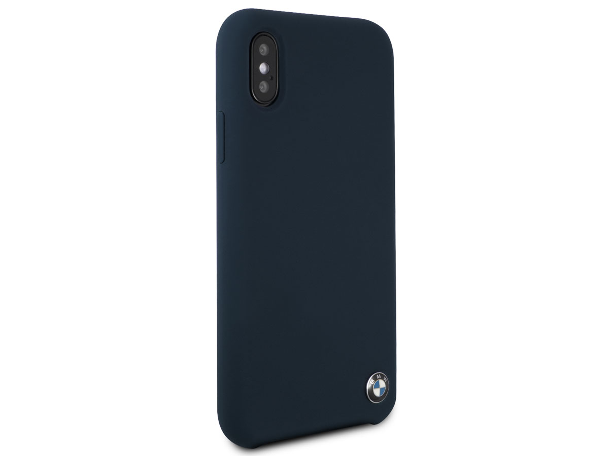 BMW Signature Case Navy - iPhone X/Xs hoesje