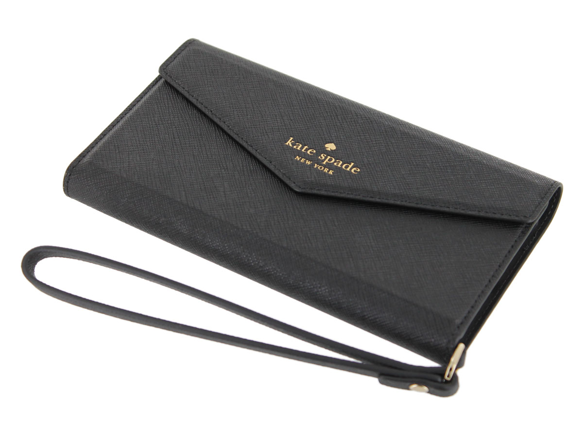 Kate Spade Envelope Wristelet Case - iPhone X/Xs Hoesje