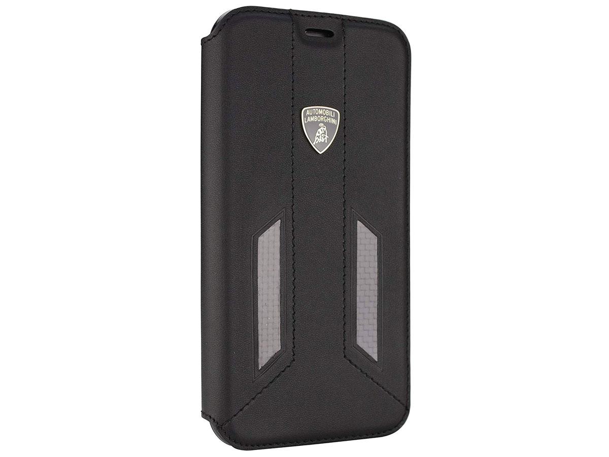 Lamborghini Huracan D6 Bookcase - iPhone X/Xs hoesje Zwart