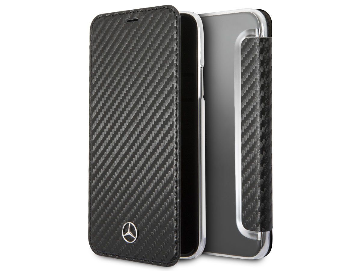 Mercedes benz dynamic bookcase iphone x hoesje for Contact mercedes benz financial
