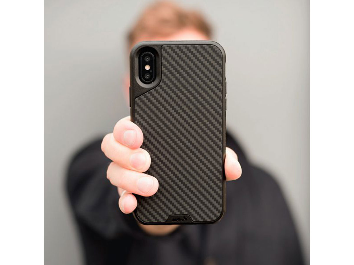Mous Limitless 2 0 Carbon Case Iphone Xr Hoesje