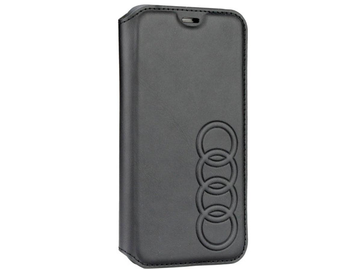 Audi Bookcase TT Series Zwart - iPhone XR hoesje