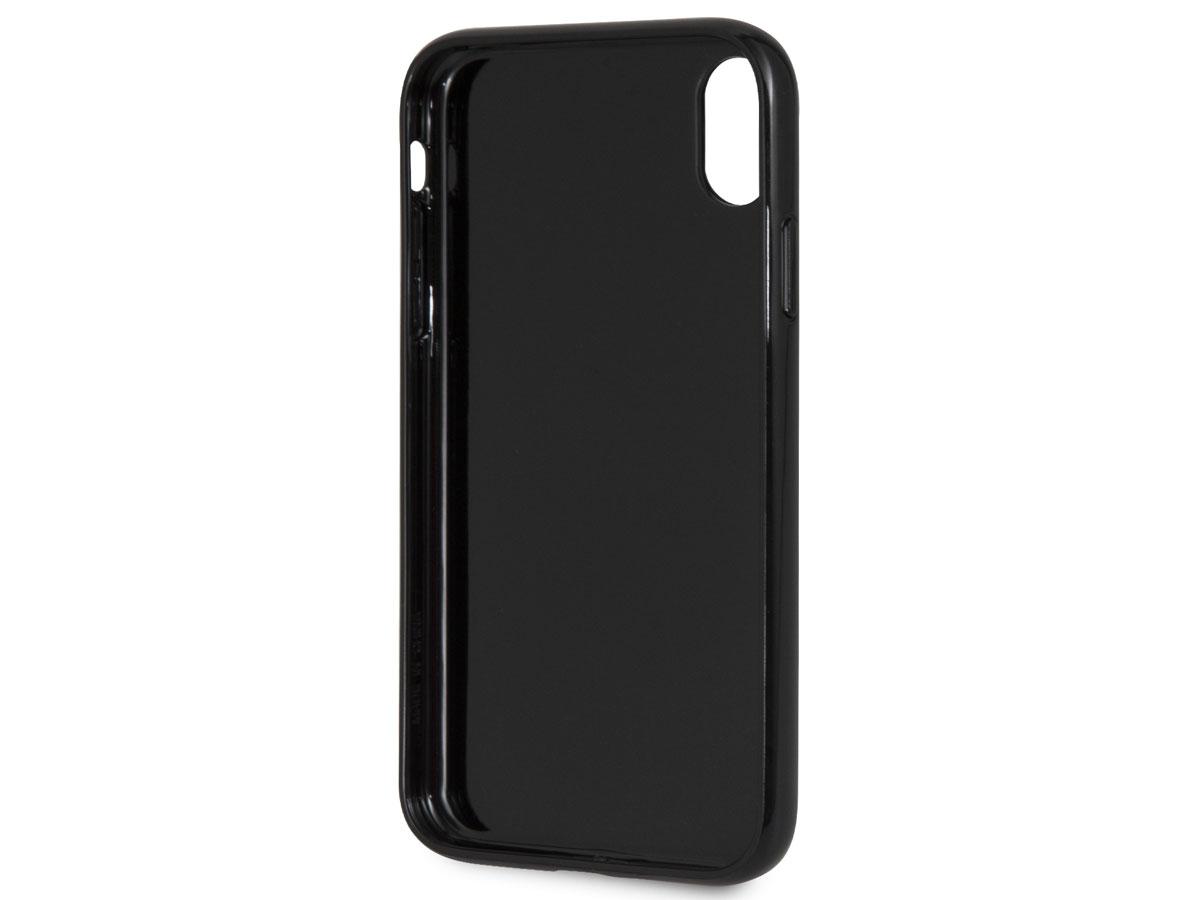 Bmw Carbon Fiber Hard Case Iphone Xr Hoesje