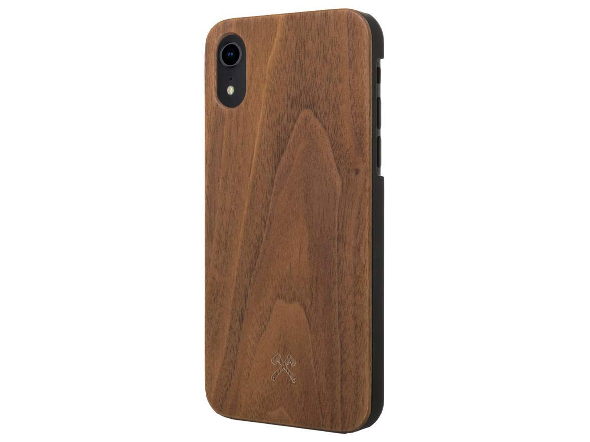 Woodcessories EcoCase Walnut - iPhone XR hoesje