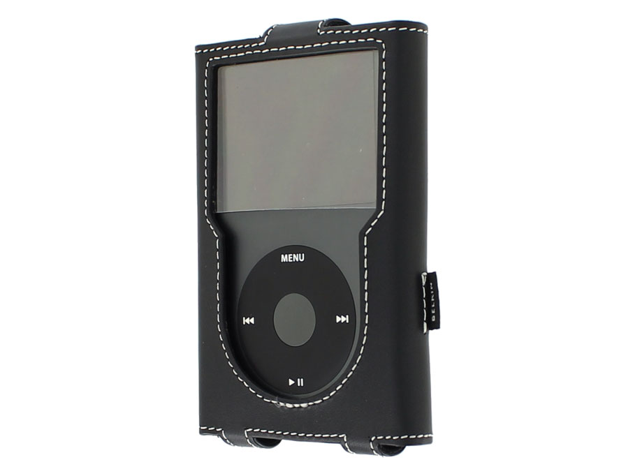 Belkin Leather Case - iPod Classic hoesje