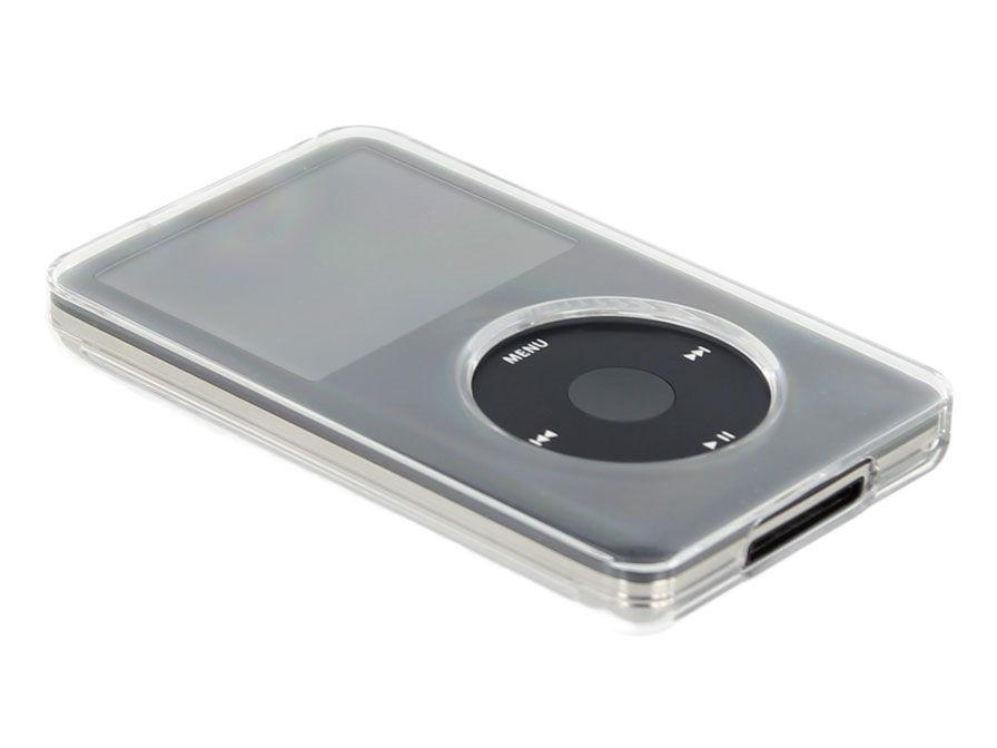 Crystal Case - iPod Classic hoesje