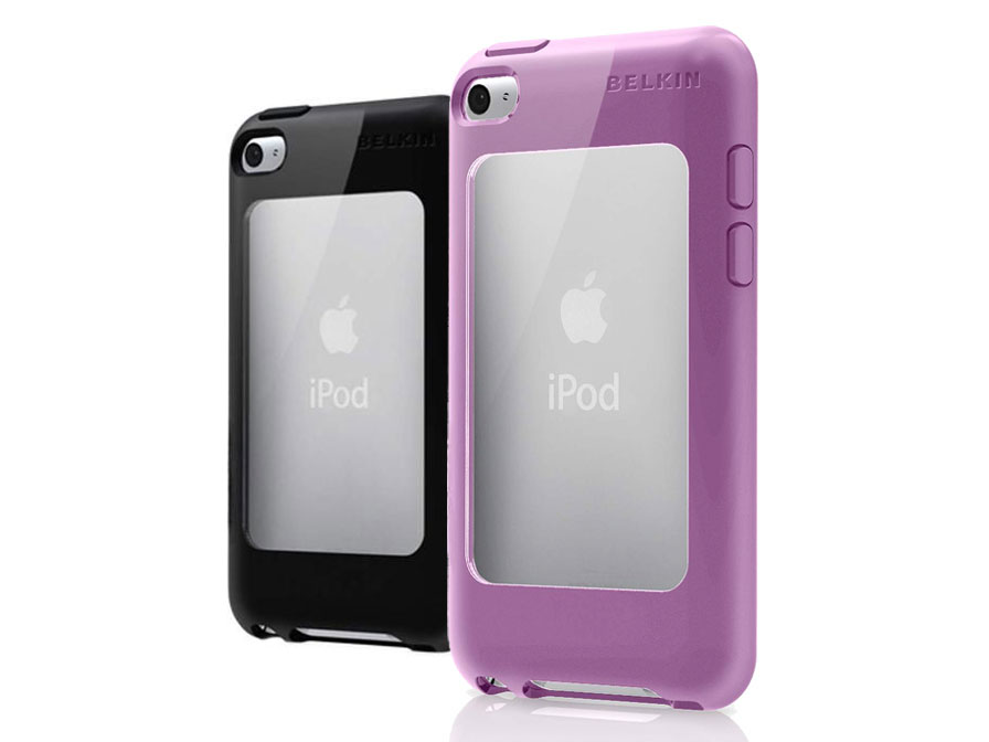 Belkin Shield Eclipse - Hoesje voor iPod touch 4G