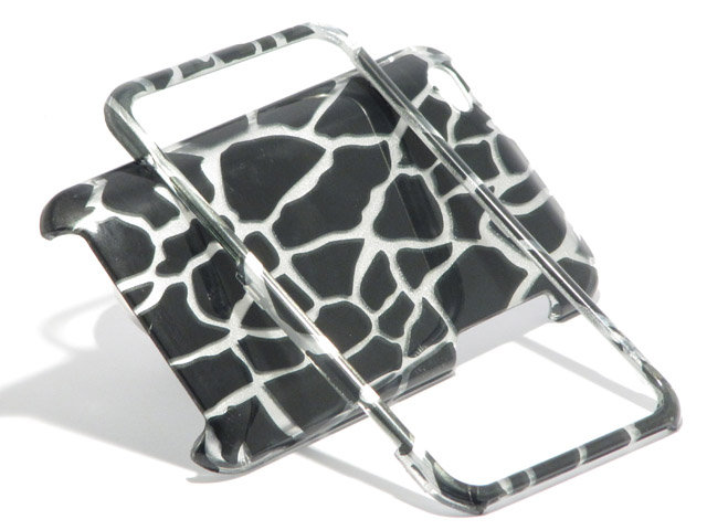 Giraffe Hard Case Hoes voor iPod touch 4G