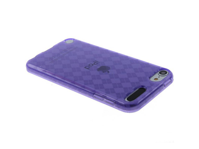 Argyle TPU Case Hoesje voor iPod touch 5G/6G