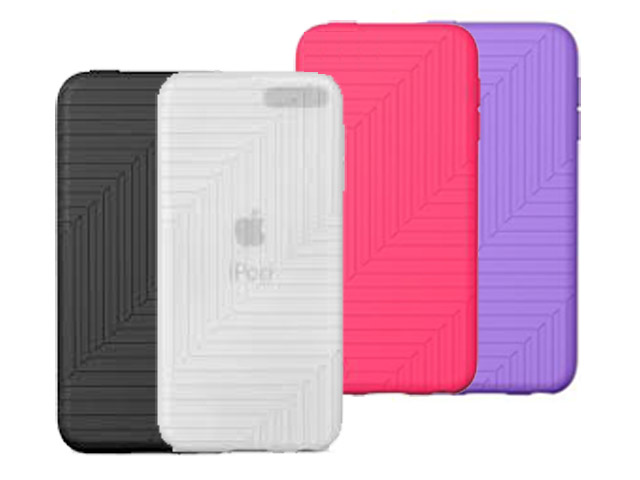 Belkin Flex 2-Pack Silicone Skins Hoesjes voor iPod touch 5G/6G 16GB