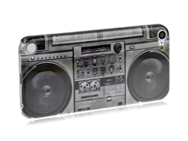 BoomBox Back Case Hoes voor iPod touch 5G/6G