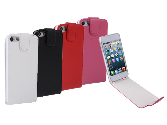 Bottom Flip Case Hoesje voor iPod touch 5G/6G