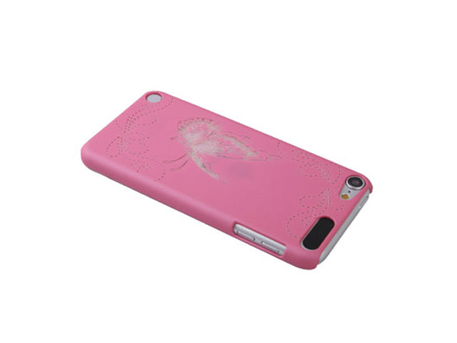 Butterfly Back Case Hoesje voor iPod touch 5G/6G