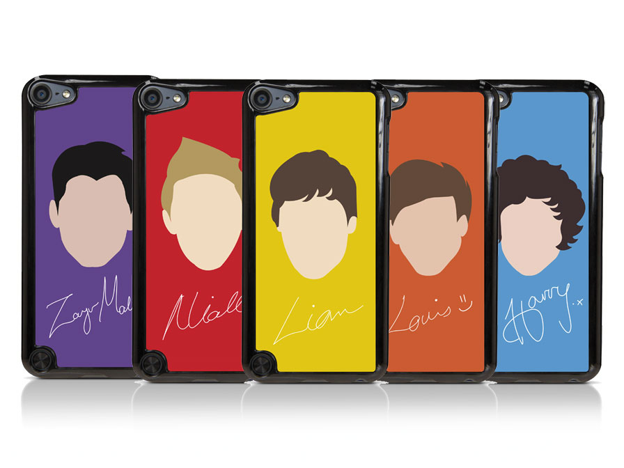 CallCandy BoyBand Collection - iPod touch 5G/6G hoesje