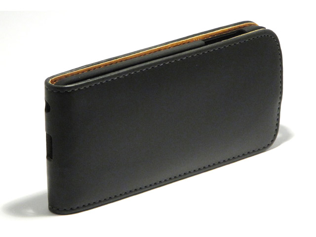 Classic Leather Flip Case voor iPod touch 5G/6G