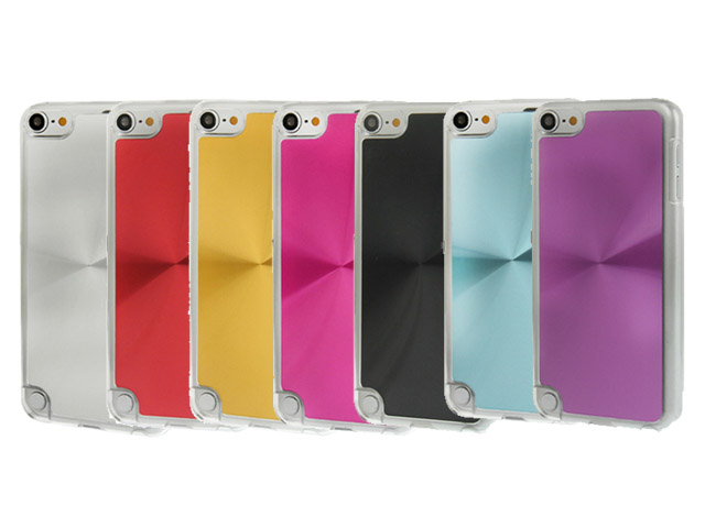Aluminium Case - iPod touch 5G/6G hoesje
