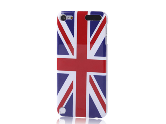 Great Brittain Flag Case Hoes voor iPod touch 5G/6G