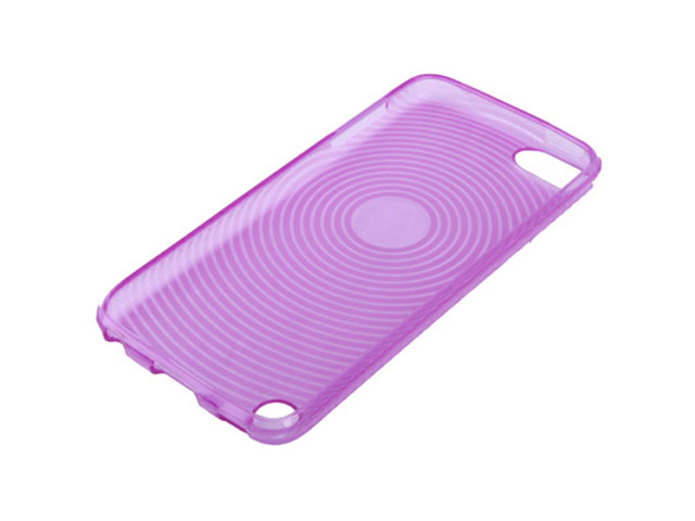 Fingerprint TPU Case - iPod touch 5G/6G hoesje