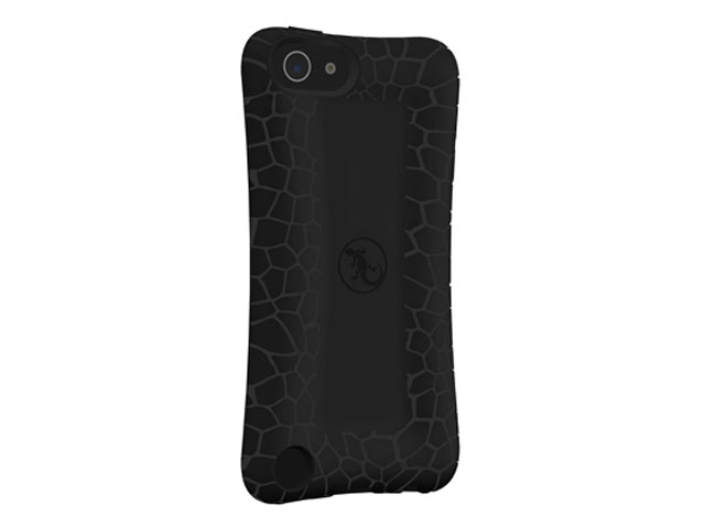 Gecko Groove Silicone Skin Case iPod touch 5G/6G Hoesje