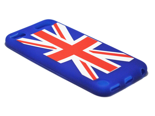 Great Brittain Skin - iPod touch 5G/6G hoesje