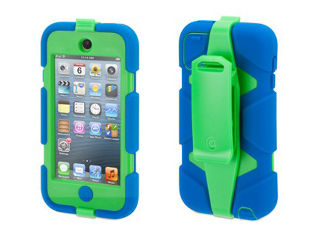 Griffin Survivor Armored Case Toy Edition voor iPod touch 5G/6G