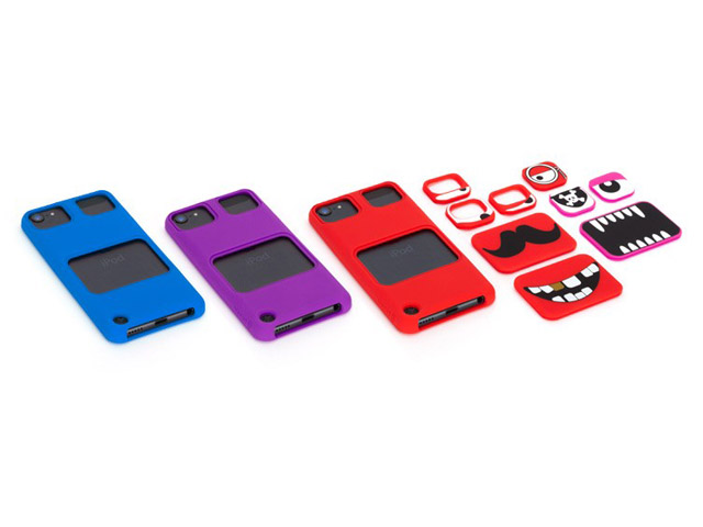 Griffin Faces Case : iPod touch 5G/6G hoesje