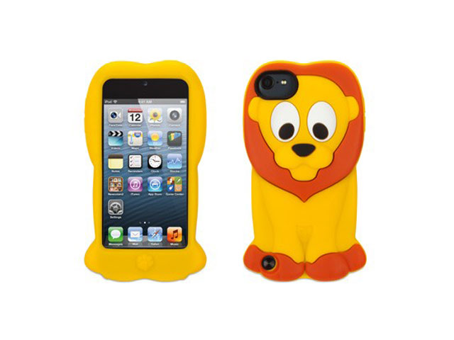 Griffin Kazoo Silicone Skin Hoesje voor iPod touch 5G/6G
