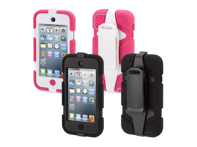 Griffin Survivor Armored Case voor iPod touch 5G/6G