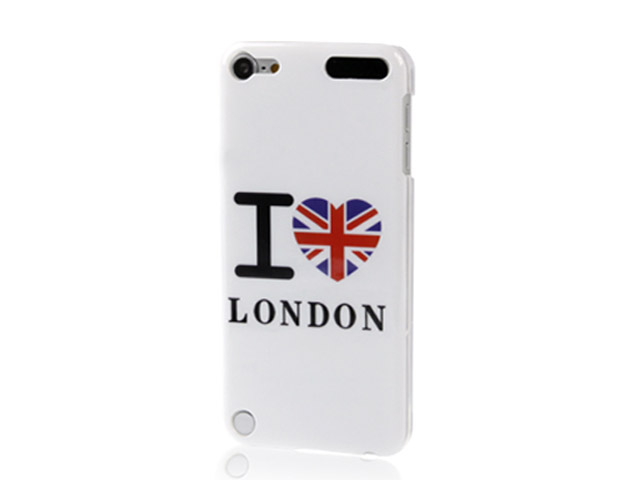I Love London Case - iPod touch 5G/6G hoesje